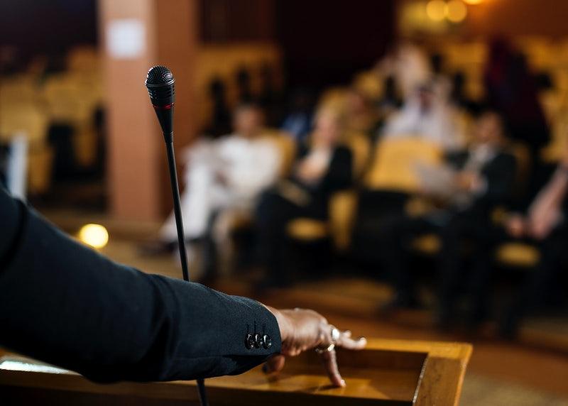 Como ser palestrante