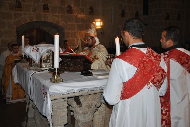 Misa en rito copto