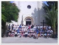 Comunidad Parroquia de la Franja de Gaza