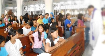 servants of the lord and the virgin of matara (SSVM - IVE)  - lipa 16