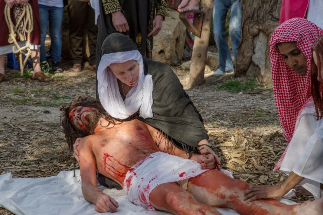 Institute of the incarnate word (ive) - Passion Play  (2)