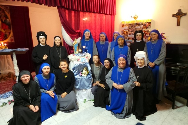 servants of the lord and the virgin of matara (SSVM) - Rusia Convivencia (2)