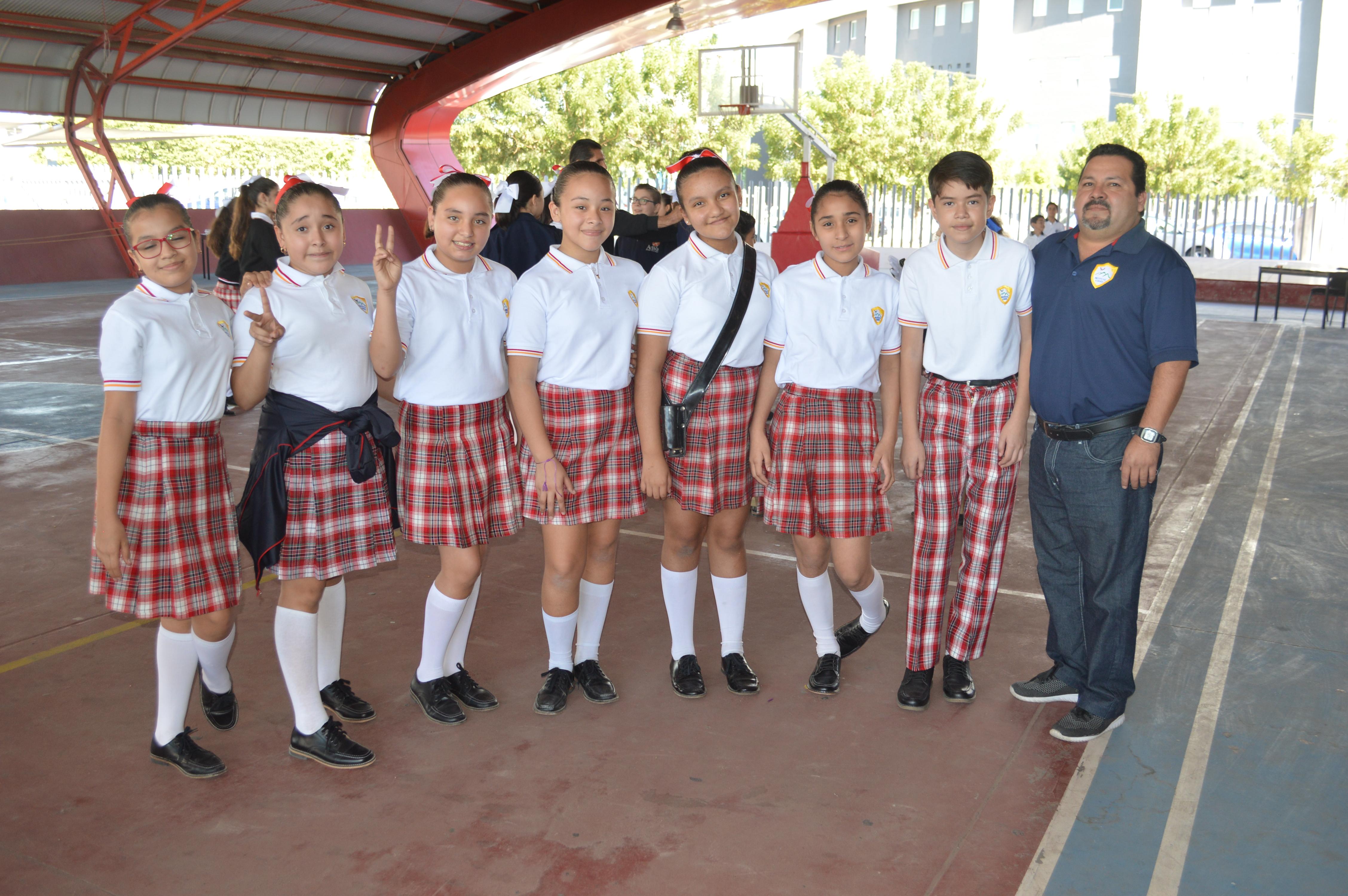 Concurso De Escoltas Zona Escolar 044.