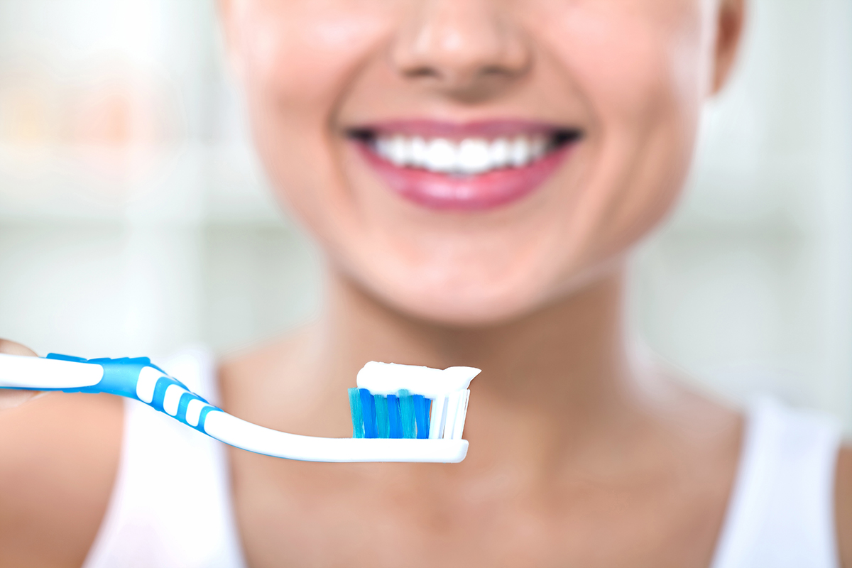 Cuidado implante dental