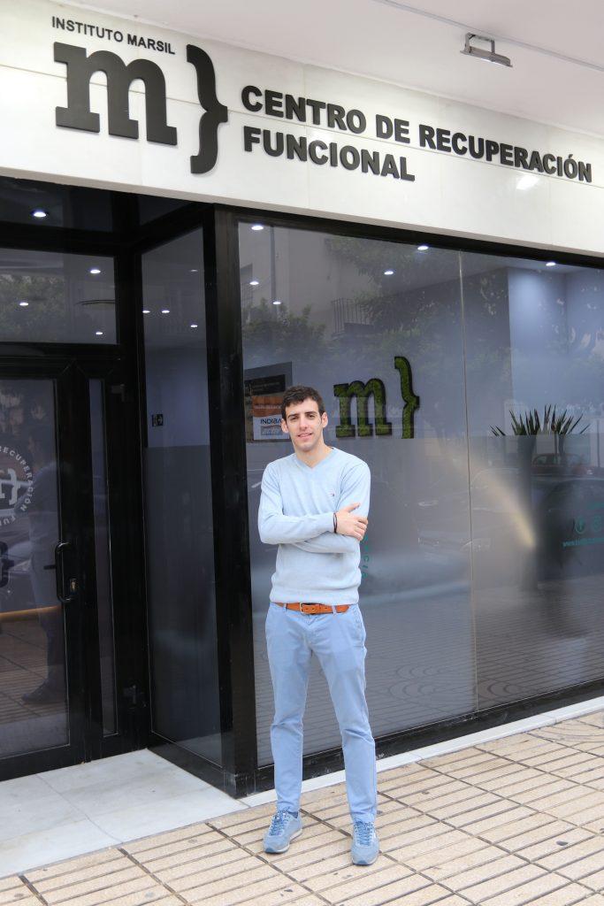 Jose Antonio Garcia Diestro en Instituto Marsil