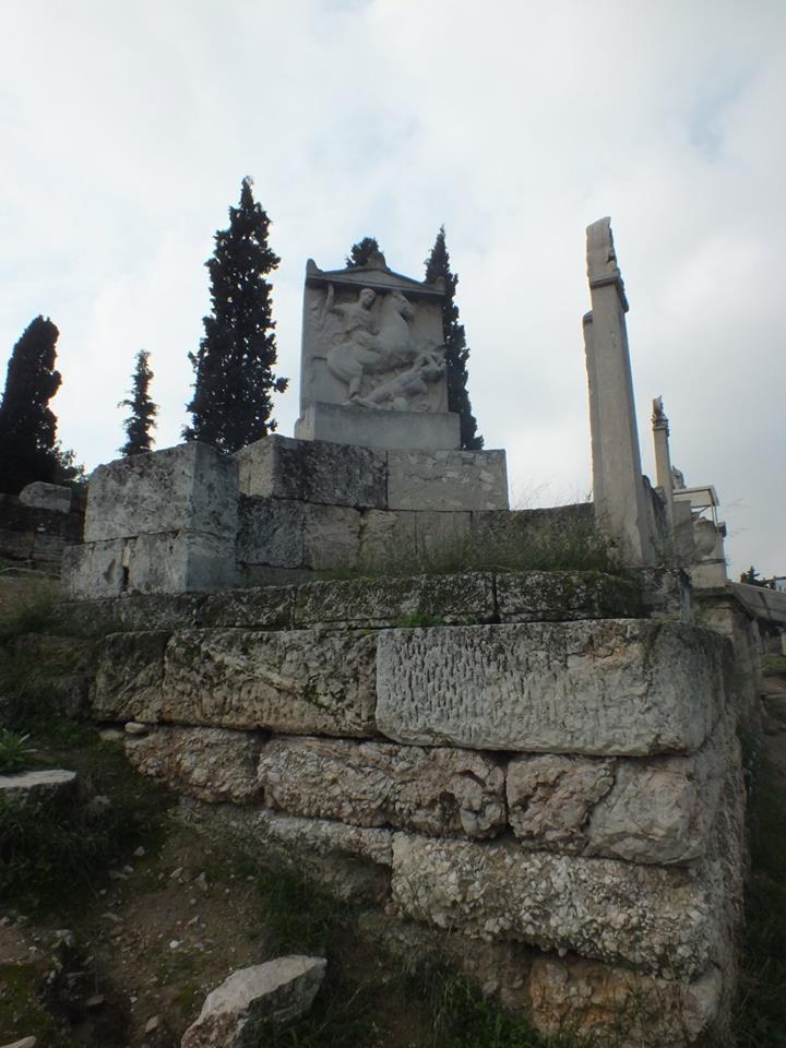 Monumento funerário de Dexileos