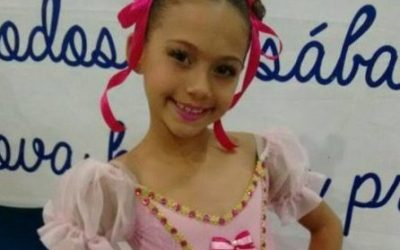 Rayane Cristina, nossa aluna destaque!