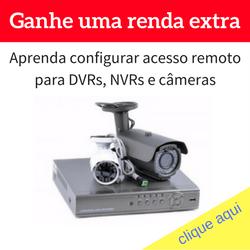 Como configurar acesso remoto a DVRs, NVRs e câmeras