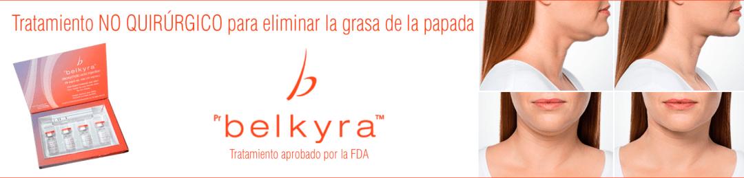 Belkyra tratamiento no quirurgico de la papada