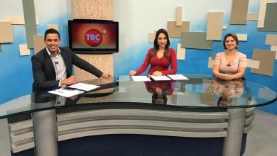Geriatra Zélia Santana concede entrevista ao TBC Notícias