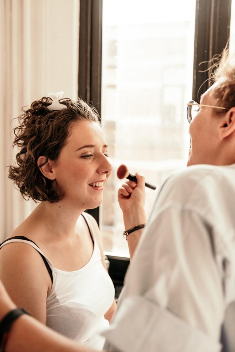Bruid makeup 2019 Antwerpen Mol