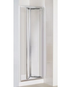 Lakes L S Complete Bifold Door Shower Enclosure 1000mm