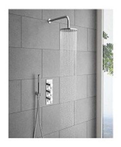 Gallini Triple Round Shower Pack 2