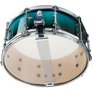 Snare Drum Sound Percussion Labs 468 Series 14 x 8 in. Turquoise Blue Fade