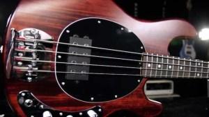 stingray ray4 electric bass