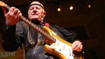 The 10 most left-handed guitarists of all time