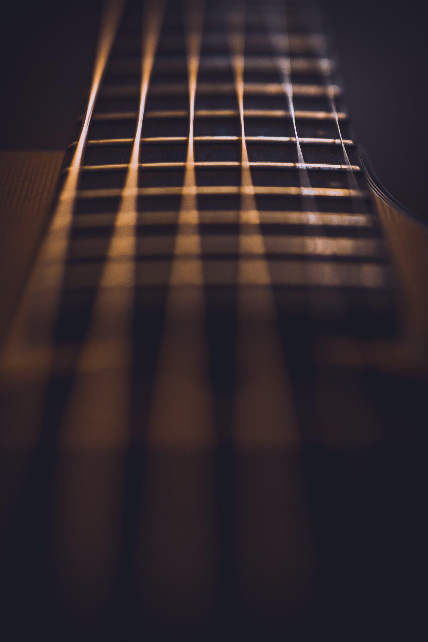 folk guitars