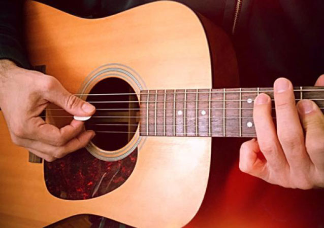 Easy Way To Play F# Minor Chord on Guitar 2021