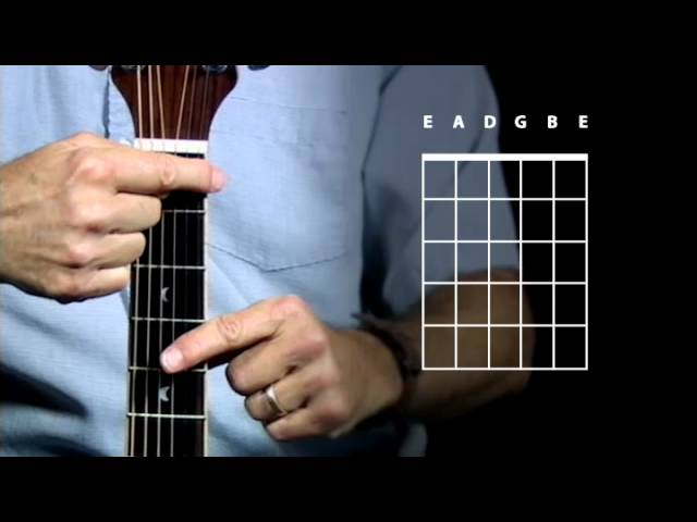 How to Easily Read Guitar Chord Charts