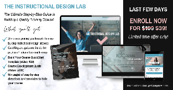 Instructional Design Training Course