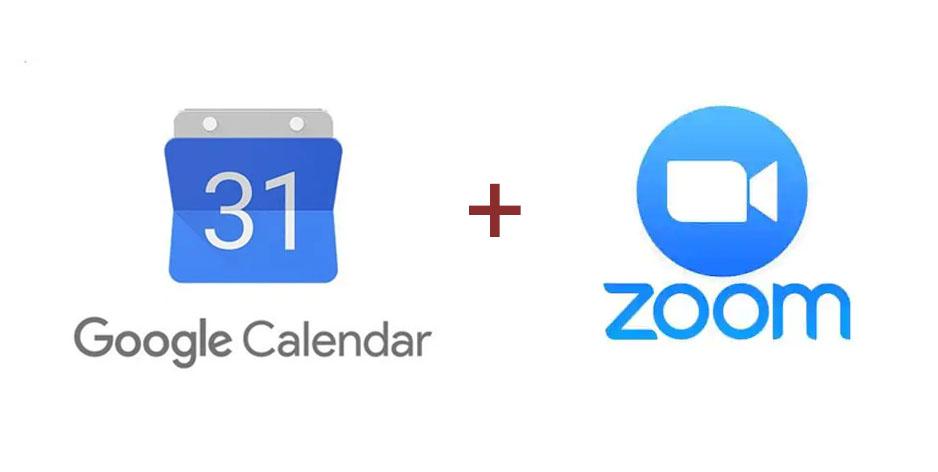 google calendar plus zoom