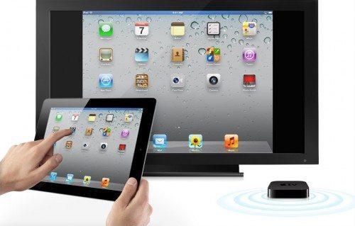 apple tv ipad