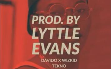 davido type beat by lyttle evans
