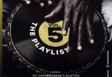 dj consequence alatika the playist mixtape