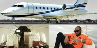 air obo davido private jet