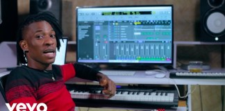 krizbeatz erima music production