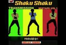 shaku shaku transmission mix by dj simpo