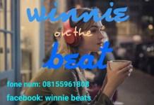 winnieonthebeat latest new afrobeat instrumental