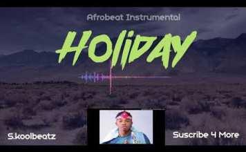 afrobeat instrumental holiday