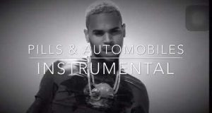 chris brown pills and automobile instrumental