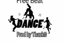 free Naija dancehall instrumental