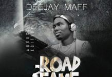 Dj Maff Road2fame Mixtape August and September 2018 edition