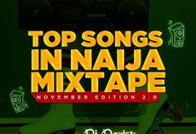 Naija Dj Mix 2018