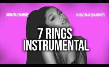 Ariana Grande 7 Rings Instrumental