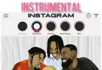 Reminisce Instagram Instrumental (ft. Olamide , Naira Marley & Sarz) Mp3 Download