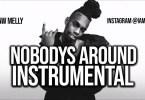 YNW Melly - Nobodys Around (Instrumental)