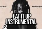XXXTentacion - Eat It Up (Instrumental)