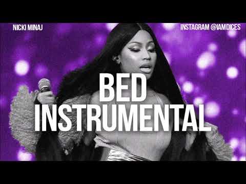 Nicki Minaj ariana grande bed instrumental