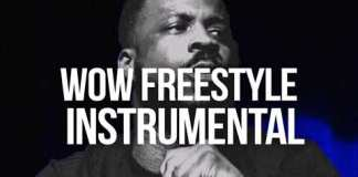 jay rock wow freestyle instrumental