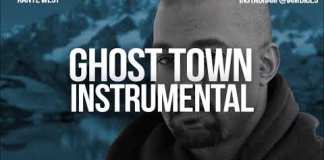 kanye west ghost town instrumental