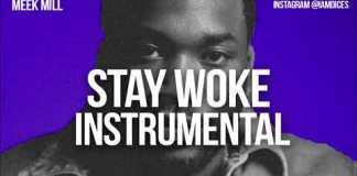 meek mill stay woke instrumental