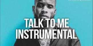tory lanez talk to me instrumental