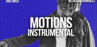 Juice Wrld Motions Instrumental Prod. by Dices