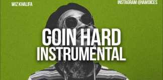 wiz khalifa goin hard instrumental