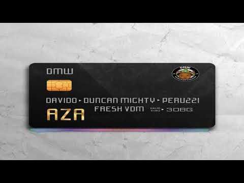 Duncan mighty ft Davido aza instrumental ft dmw and peruzzi and fresh vdm