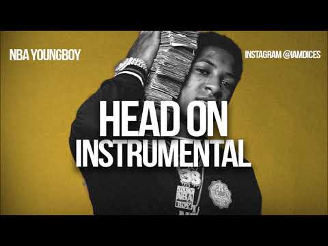NBA Youngboy Head On ft. Kevin Gates Instrumental
